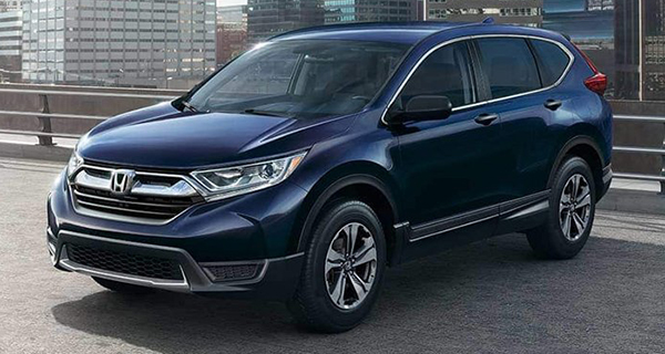 Honda CR-V a treat to drive in almost every way