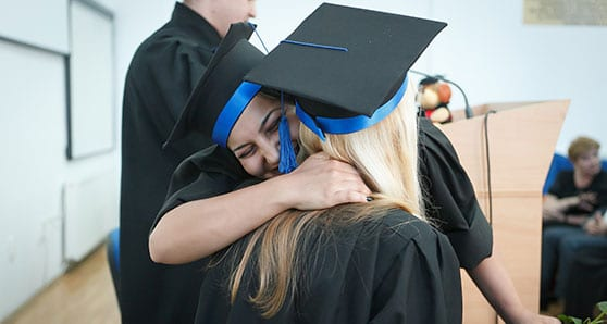 It pays to get a bachelor's degree from a college