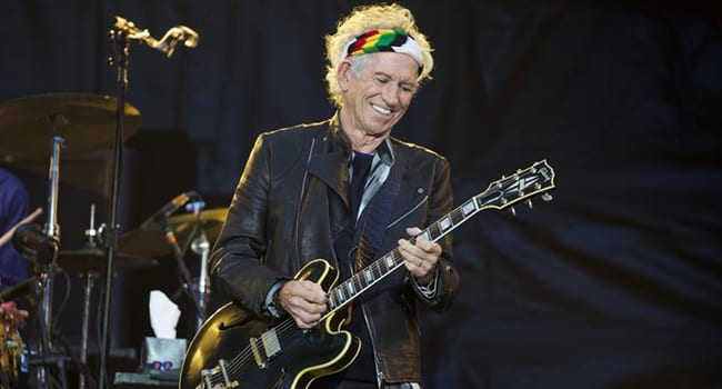 Keith Richards was wrong – the message does matter