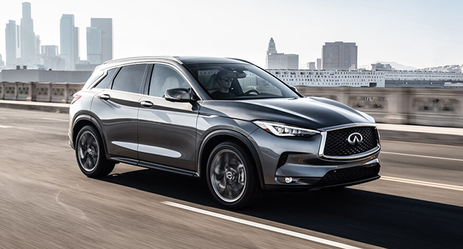 Small irritants combine to spoil Infiniti QX50