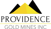 Providence Gold Mines Announces McCarthy Mine Results 3.77 Kg Sample Yields 77.0 to 97.0 Grams Gold