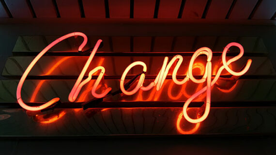 Managing change during a time of constant change