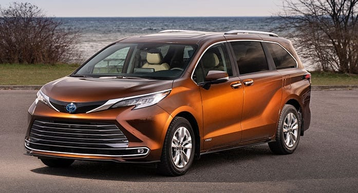 Toyota Sienna proves the minivan still worth a look