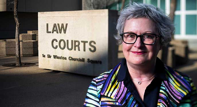 Expert recognized for work to close 'justice gap' in sexual assault laws