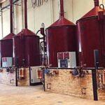 cognac vats